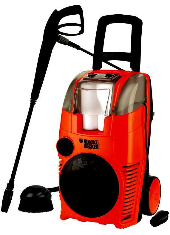 Black&Decker PW 2500 SLX