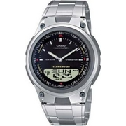 Casio AW-80D-1AVES Collection Telememo