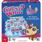 Hasbro 41650 Guess Who