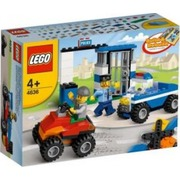 Lego 4636 Police Building Set