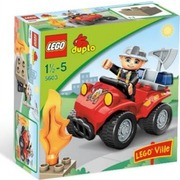 Lego 5603 Fire Chief