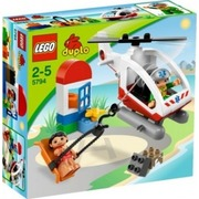 Lego 5794 Emergency Helicopter