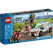 Lego 60042 High Speed Police Chase
