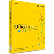 Microsoft GZA-00269 Office MAC Home and Student 2011 English