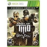 Microsoft XB360 Army Of Two The Devil...