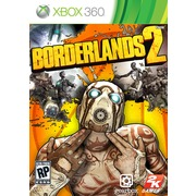 Microsoft XB360 Borderlands 2