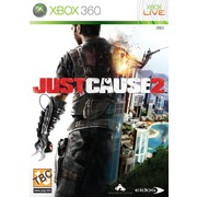 Microsoft XB360 Just Cause 2