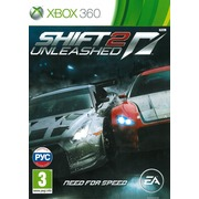 Microsoft XB360 Need For Speed Shift ...