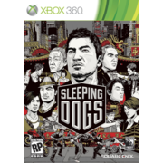 Microsoft XB360 Sleeping Dogs
