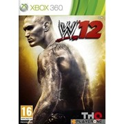 Microsoft XB360 Smackdown Vs Raw 2012