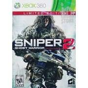 Microsoft XB360 Sniper Ghost Warrior 2