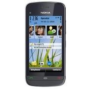 Nokia C5-03 graphite black VF box
