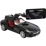 Silverlit 86074 1:16 R/C Bluetooth Apple Mercedes-Benz SLS AM