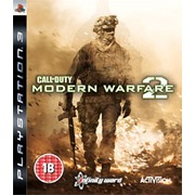 Sony PS3 Call Of Duty Modern Warfare 2