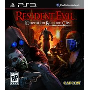 Sony PS3 Resident Evil Operation Raccoon City