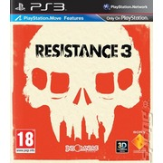 Sony PS3 Resistance 3