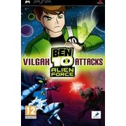 Sony PSP Ben 10 Alien Force