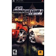 Sony PSP Midnight club 3 dub edition