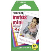 Fujifilm Instax Mini Film, Glossy, 10pc...