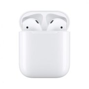 Apple AirPods with Wireless Charging Case MRXJ2ZM/A Apple White