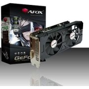 AFOX GeForce GTX 1660 Dual Fan 6GB GDDR5 graphics