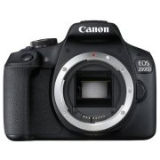 Canon EOS 2000D + 18-135mm IS Kit, meln...