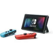 Nintendo Switch Console - Neon Red/Neon...