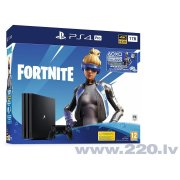 Sony PlayStation 4 (PS4) Pro, 1 TB + Fortnite Neo