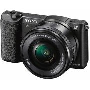 Sony ILCE A5100 + 16-50mm, Black (110170224; ILCE5