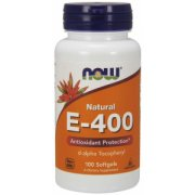Now Foods Vitamin E-400 100 softgels