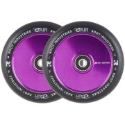 Root Air Black Pro Scooter Wheels 2-pack (Purple)
