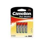 11000403 Camelion Plus Alkaline LR03-BP4 AAA (4-Pack)  0.89