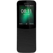 Nokia 8110 4G, 4 GB, Black (8110 BLACK;...