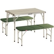 Coleman Pack-Away™ table for 4 205584 salokāmais g