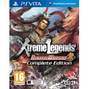 Dynasty Warriors 8: Xtreme Legends - Complete Edition PSVita spēle  31.99