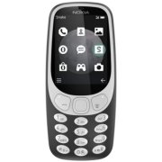 Nokia 3310 3G charcoal A00028831