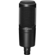 <b>Audio-Technica AT 2020</b> Cardioid Condenser M