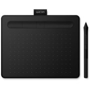 Wacom Intuos Comfort Pen & Bluetooth Graphics Tablet, size S, black CTL-4100WLK-N