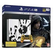 Sony PLAYSTATION 4 CONSOLE 1TB PRO/DEATH STRANDING