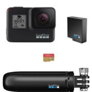 GoPro HERO7 Black (Holiday Bundle) (CHDRB-701)