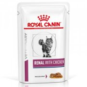 <b>ROYAL</b> <b>CANIN</b> Renal Chicken Wet, Cat 8