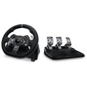 Logitech G920 Driving Force for PC Xbox One ( 941 000124 941 000123 5107112000 941 000124 ) spēļu konsoles gampad
