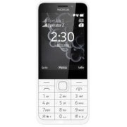 Nokia 230 Dual Silver (MT_230DS silver; A00026999)