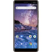 "Nokia 7 Plus 6"" 4G 4GB 64GB 3800mAh Black, Copper"