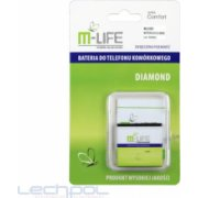M-LIFE battery for Sony Ericsson Live 1600mAh ML03