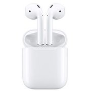 Bezvadu austiņas Apple AirPods 2019 with Charging Case MV7N2TY/A White