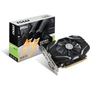 MSI GeForce GTX 1050 Ti 4G OC, 4GB, DisplayPortx1,