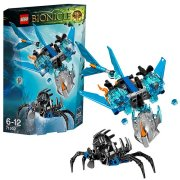 71302 LEGO Bionicle Akida - Creature of Water, no 6 līdz 12 gadiem NEW 2016
