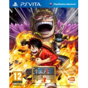 One Piece Pirate Warriors 3 Playstation Vita (PSVi