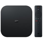 Xiaomi Mi Box S 8 GB Wi-Fi Black 4K Ultra HD | PFJ